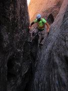 Rock Climbing Photo: Star Bridge