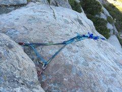 Rock Climbing Photo: TR Anchor 2