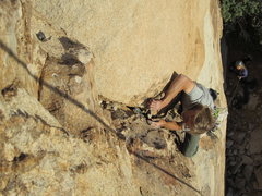 Rock Climbing Photo: Bud and Cassondra on Vertical Valium.