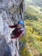 Rock Climbing Photo: Pleasant O goodness