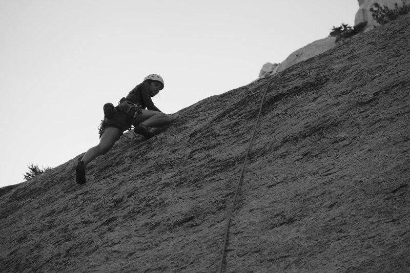 Rock Climbing Photo: Eastern Sierras