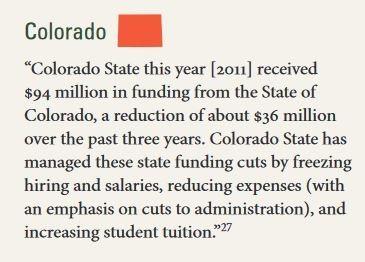 CSU freezing of salaries and hiring.