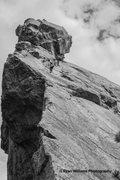 Rock Climbing Photo: The Matron Rap.
