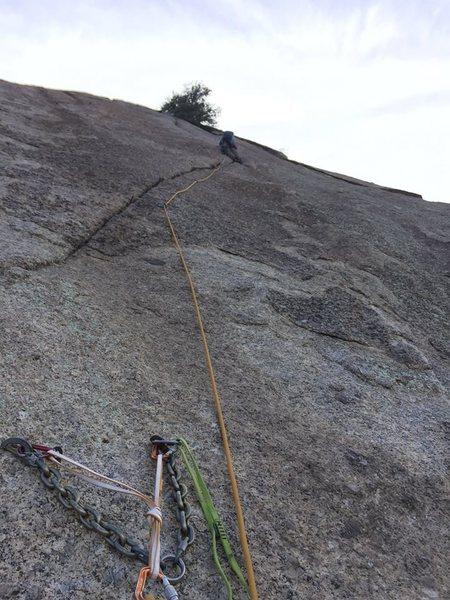 Climbing in Arizona