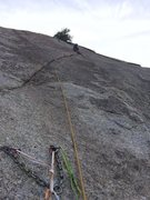 Rock Climbing Photo: Climbing in Arizona