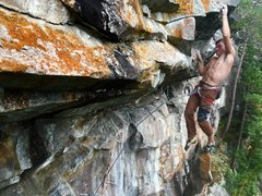 Rock Climbing Photo: Who's harder?