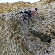 Rock Climbing Photo: More on Lunchables!