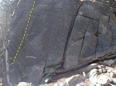 Rock Climbing Photo: Levitation.