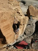 Fun pockets and crimps!! (2005 Trip)