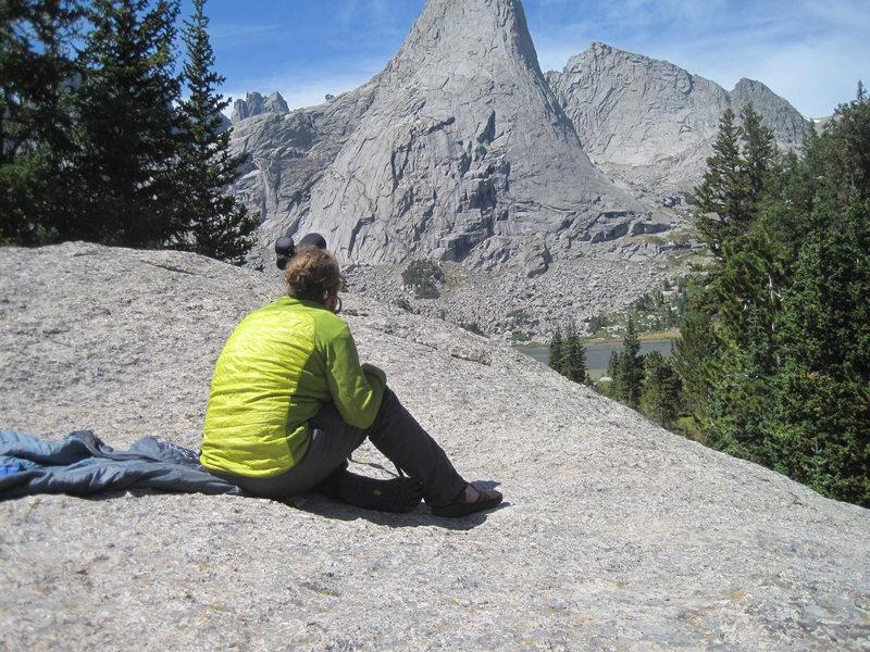 Rock Climbing Photo: Pingora TV