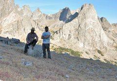 Rock Climbing Photo: Last day...