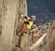 Rock Climbing Photo: Lucid Dreaming PC: Mark Evans