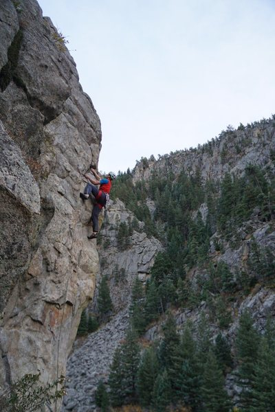 Boulder canyon (photo cred: Rob Blakemore)