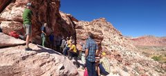 Rock Climbing Photo: AMGA ARGC Crew!!!