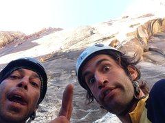 Rock Climbing Photo: Children to Death!!