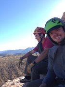 Rock Climbing Photo: Colin, Jesse & das RR!!