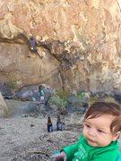 Rock Climbing Photo: The Family!!