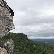 Rock Climbing Photo: Posing