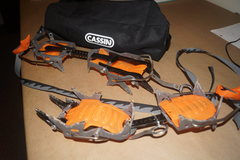 CAMP Cassin C14 Crampons <br />Retail: $160 <br />Selling for: $105 <br />