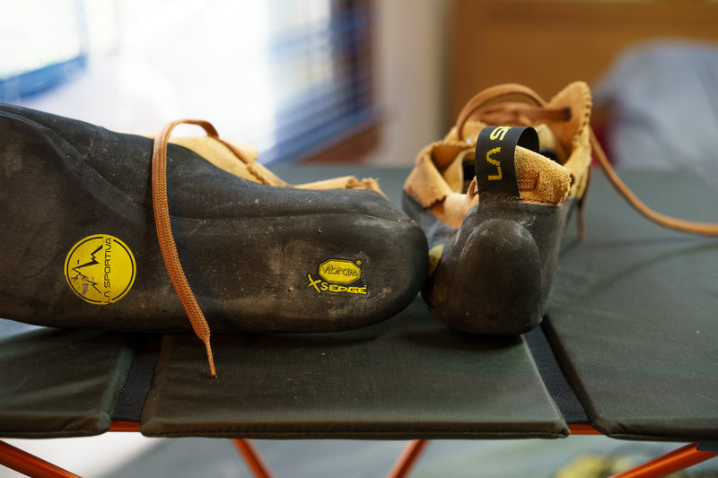FS: La Sportiva Mythos 43.5 Like New
