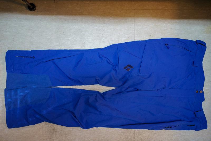 FS: Black Diamond Dawn Patrol LT Pants L