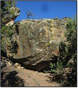 Rock Climbing Photo: Ideometer Effect.