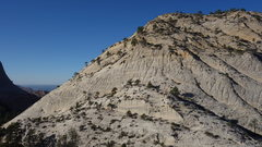 Rock Climbing Photo: one of the Northgate peaks as seen from the approa...