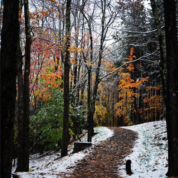 October 22 snow