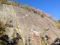 Rock Climbing Photo: Bonas Defeat