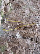 Rock Climbing Photo: 1) Slo Pimpin Jr 2) True Spirit of Keyhole