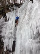 Rock Climbing Photo: The Dark Side, Catskills