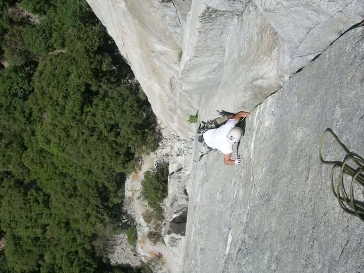 Rock Climbing Photo: Freeblast