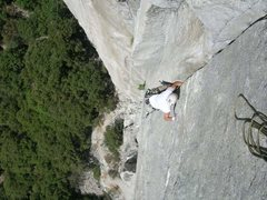 Rock Climbing Photo: Freeblast