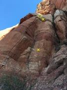 Rock Climbing Photo: Scallop