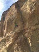 Rock Climbing Photo: JonZ on Bloodshot