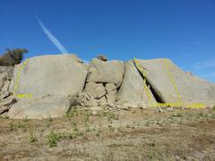 Rock Climbing Photo: welcome to slab climbing