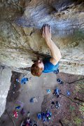 Rock Climbing Photo: The Dude