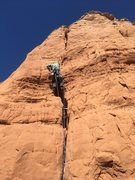 Rock Climbing Photo: Taking OW climbing to a whole new sandy extreme