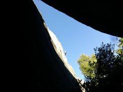 Rock Climbing Photo: bishops terrace