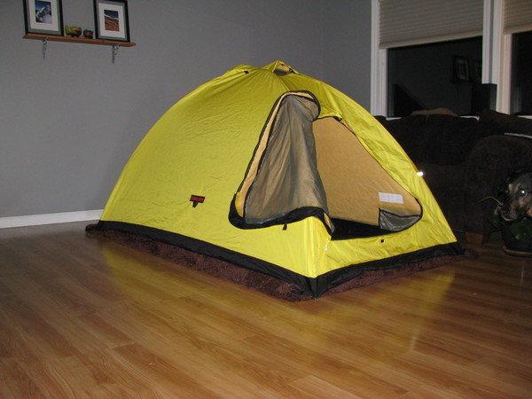 I tent