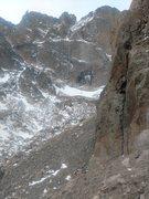 Rock Climbing Photo: Crazy Train.