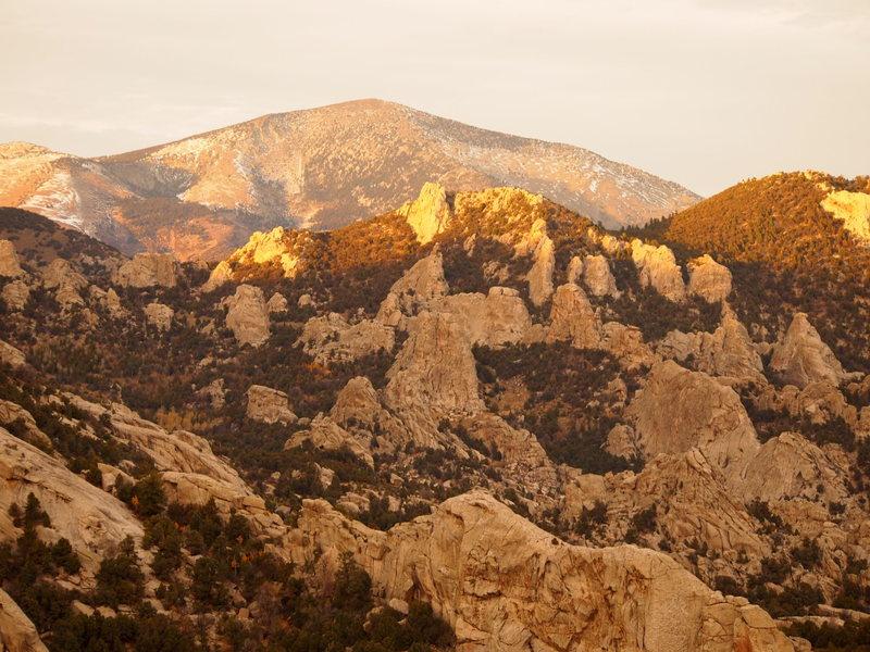 Rock Climbing Photo: So much rock...