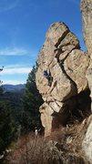 Rock Climbing Photo: Intercontinental.