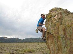 Rock Climbing Photo: Jugs.