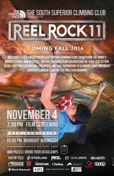 Rock Climbing Photo: REEL ROCK 11
