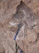 Rock Climbing Photo: stacked Toucans. Bomber!