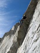 Rock Climbing Photo: Hieroglyphics