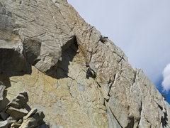 Rock Climbing Photo: The Pharaoh