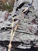 Rock Climbing Photo: Do I get a prize?