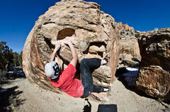 Rock Climbing Photo: Jeph Blaine.